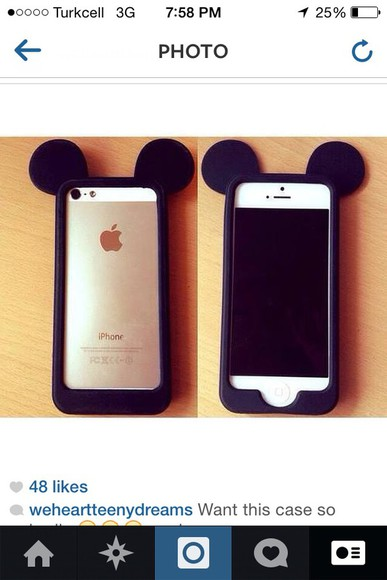 iphone case phone phone case mickey mouse disney iphone 5 case alternative