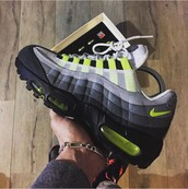 shoes,nike,air max 95,sneakers,nike air max 95,nike shoes,nike sneakers