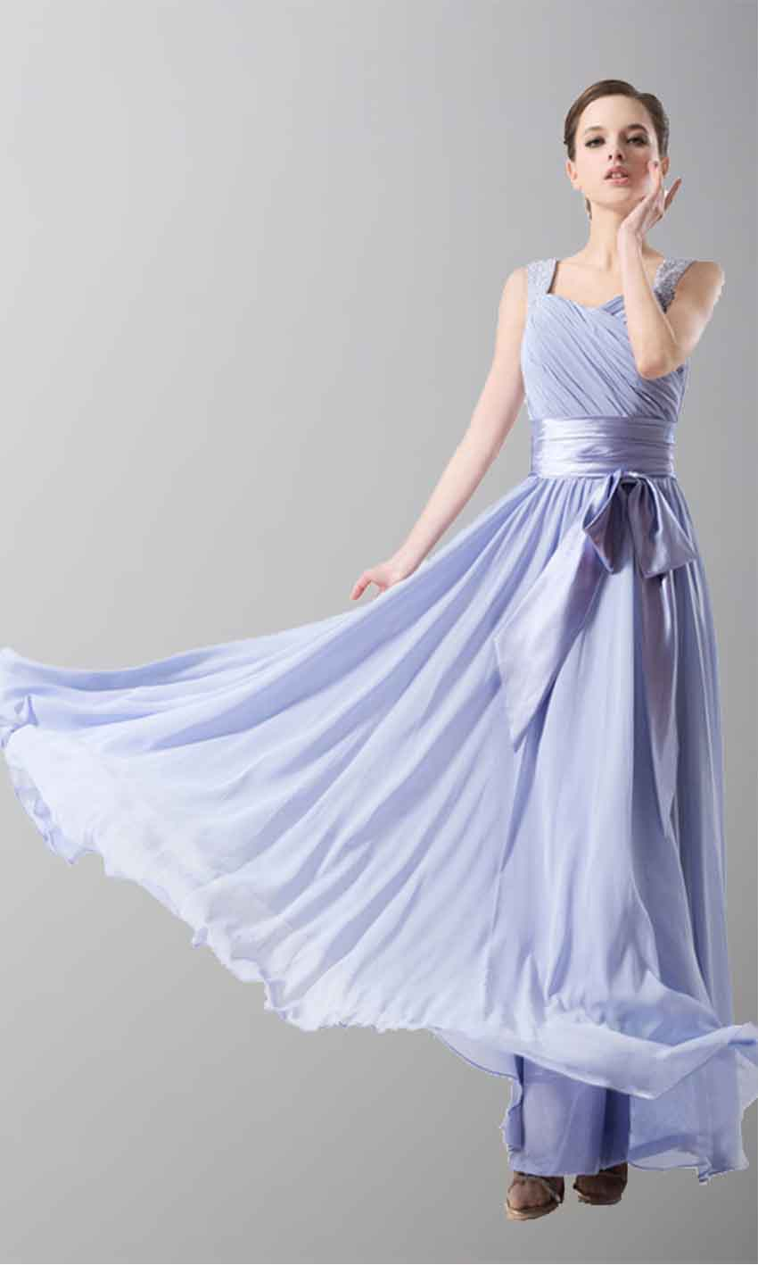 Shoulder Belt Blue Long Chiffon Bridesmaid Dress KSP144 [KSP144] - £93.00 : Cheap Prom Dresses Uk, Bridesmaid Dresses, 2014 Prom & Evening Dresses, Look for cheap elegant prom dresses 2014, cocktail gowns, or dresses for special occasions? kissprom.co.uk offers various bridesmaid dresses, evening dress, free shipping to UK etc.