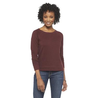 Women's pullover sweatshirt