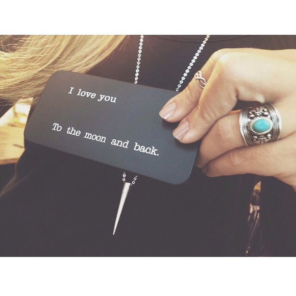 jewels silver rings silver jewelry turquoise turquoise jewelry phone case phone cover. black quote on it i love you to the moon and back iphone case iphone 5 case hippie hippie jewelry boho ring rings and tings silver