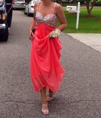 dress prom dress pretty