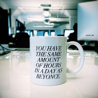 home accessory quote on it quote mug mug travel mug quote on it mug coffeee mug beyonce