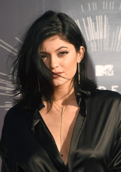 jewels necklace vma kylie jenner