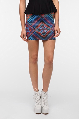 skirt tribal skirt bandage skirt