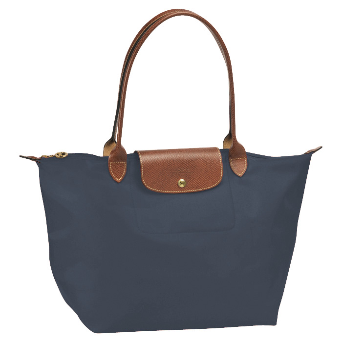Hoge kwaliteit goedkoop longchamp le pliage jacquard travel bag navy : longchamp handtassen outlet