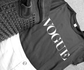 top,vogue,t-shirt,white jeans,jeans,bag,studded,black,fashion,style