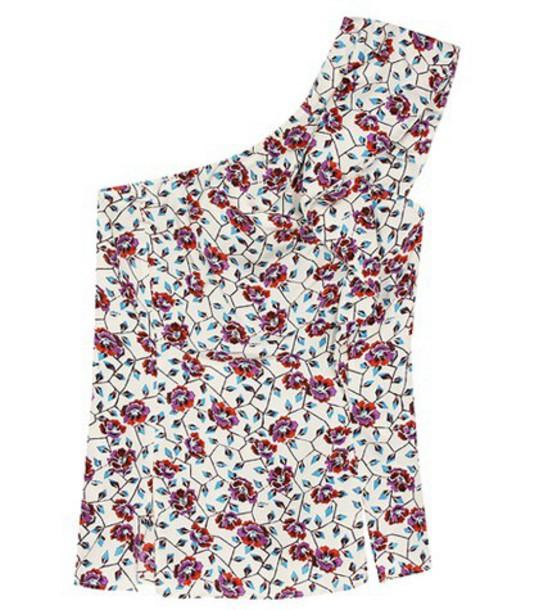 Isabel Marant top silk