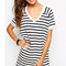 Casual striped shift dress – dream closet couture