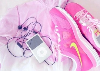 shoes rose pink nike shoes