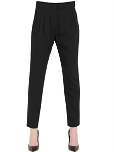 TROUSERS - MSGM -  LUISAVIAROMA.COM - WOMEN'S CLOTHING - SPRING SUMMER 2014