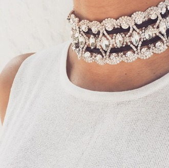 jewels tumblr necklace jewelry accessory choker necklace