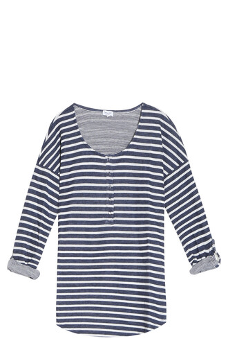 sweater striped sweater navy