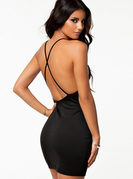 dress little black dress black black dress