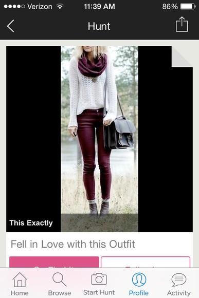fashion vibe bag fall outfits
