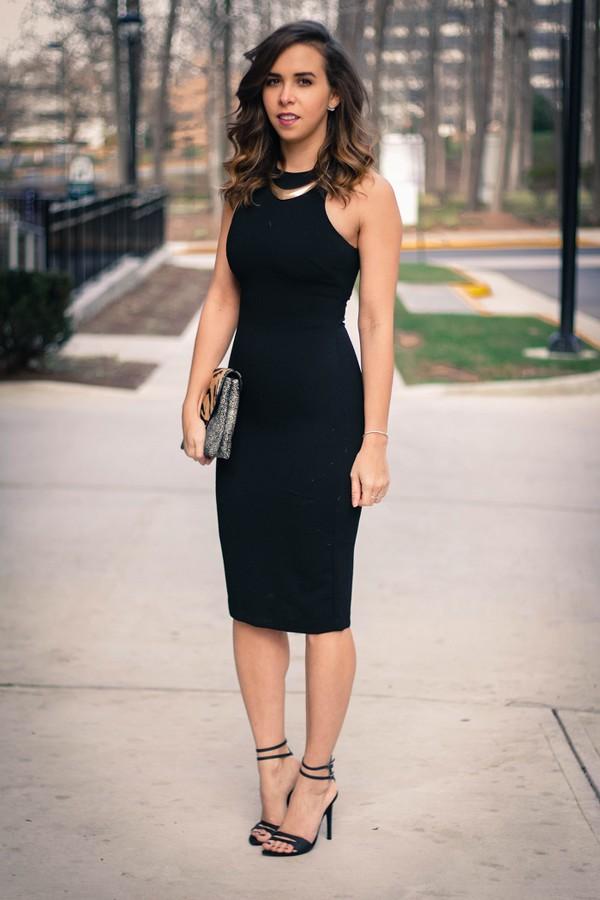 Classy Black Pencil Dress - Shop for Classy Black Pencil Dress on ...
