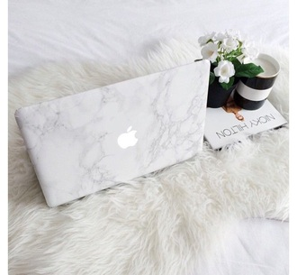 phone cover macbook case marble white macbook air macbook cover apple computer case