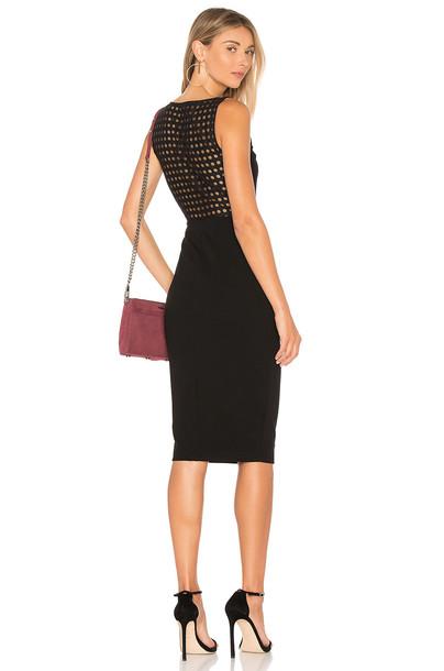 Bailey 44 dress black