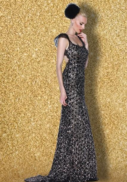dress charming design evening dress gown