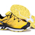 Salomon XT Wings 3 Trail Running Shoes Yellow Black