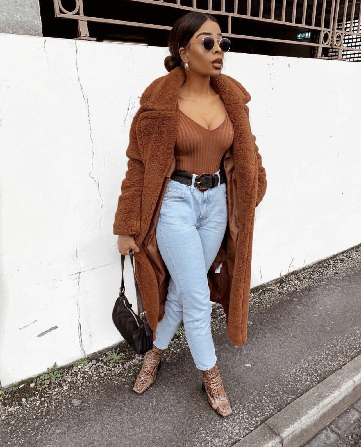 Winta Longline Teddy Coat