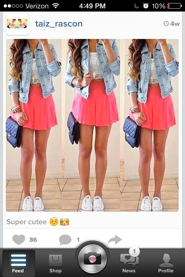 bag jacket blouse shoes shirt