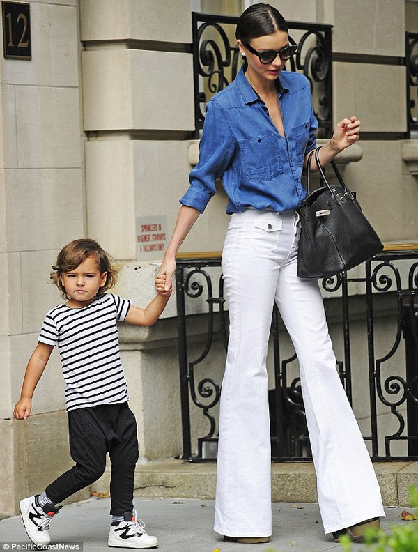 shoes miranda kerr jeans shirt