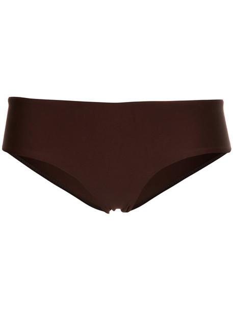 bikini women spandex brown swimwear