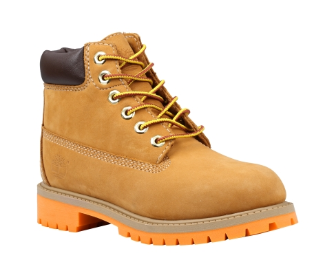 Timberland - Junior 6-Inch Waterproof Premium Boot