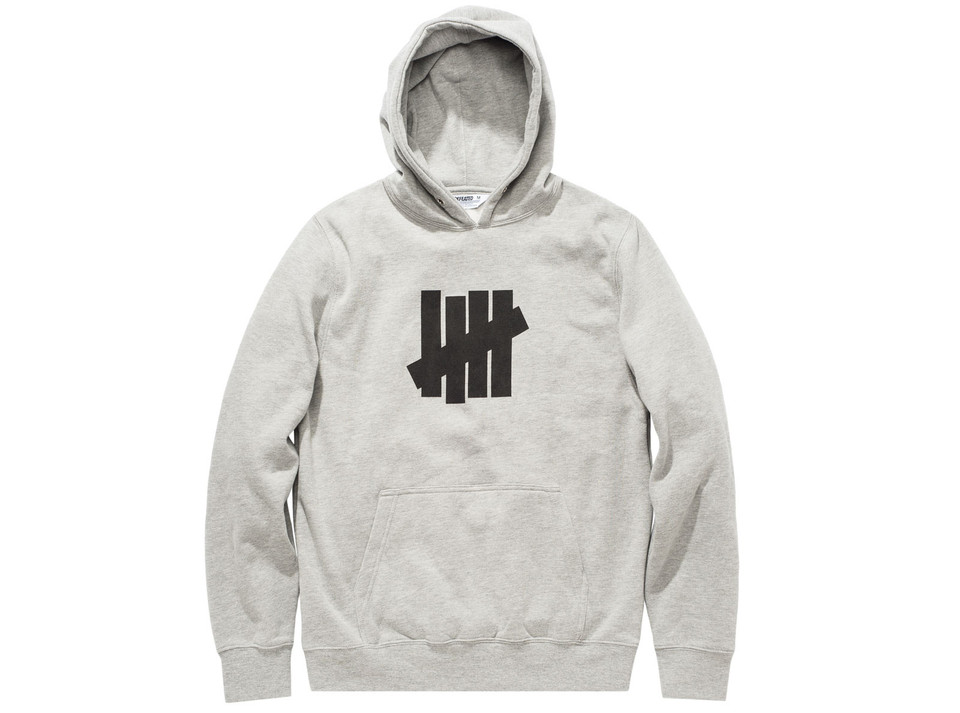 UNDEFEATED 5 STRIKE PULLOVER HOODIE | Undefeated
