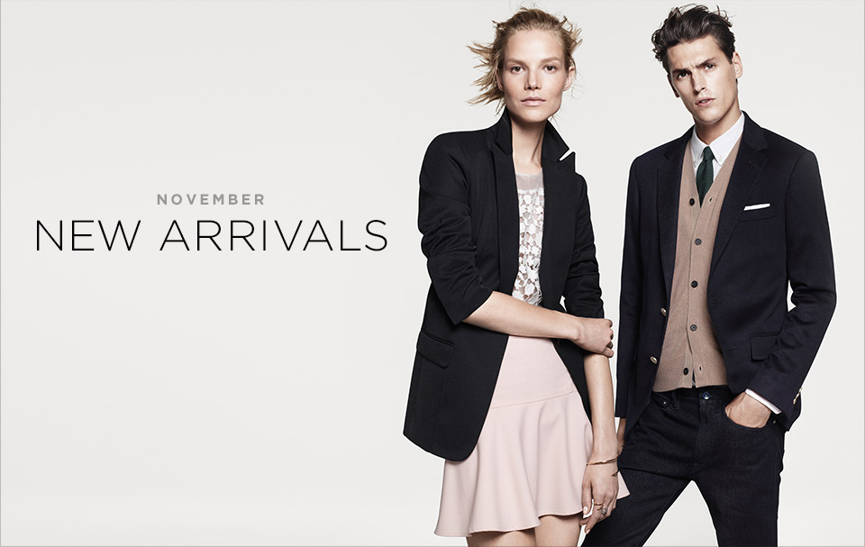 Club Monaco Canada: Shop Stylish Men's & Women's Clothing