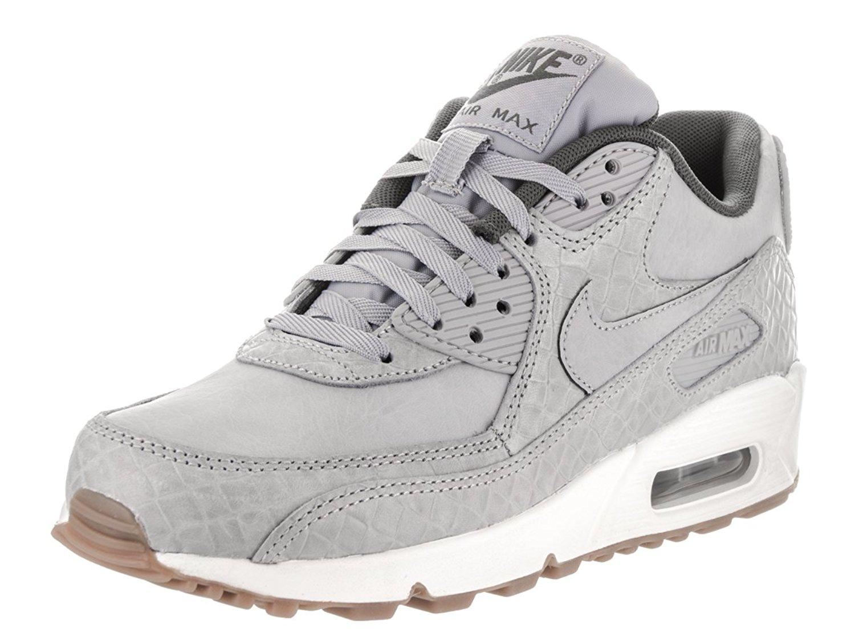 new product 993fd 681b1 Amazon.com   Nike Women s Air Max 90 Prem Running Shoe   Running