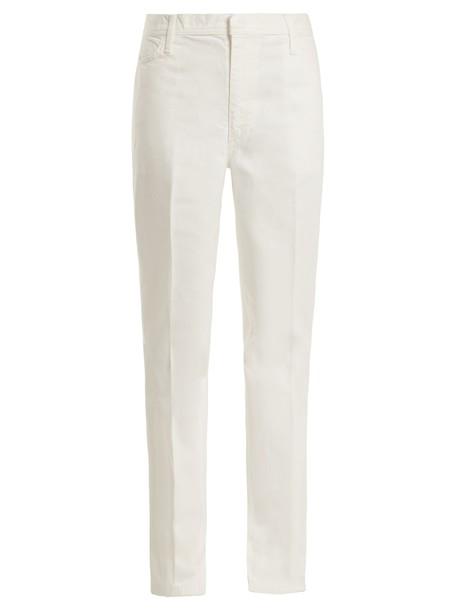 Toga jeans white