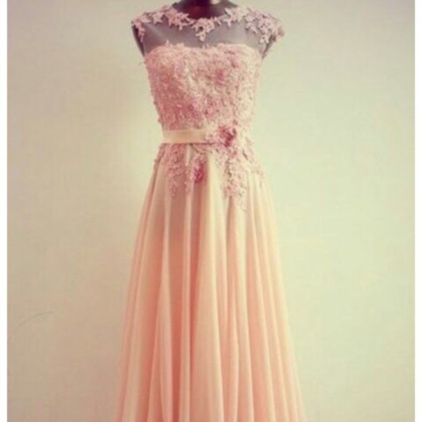 dress rosa maxi dress summer dress flowers belt