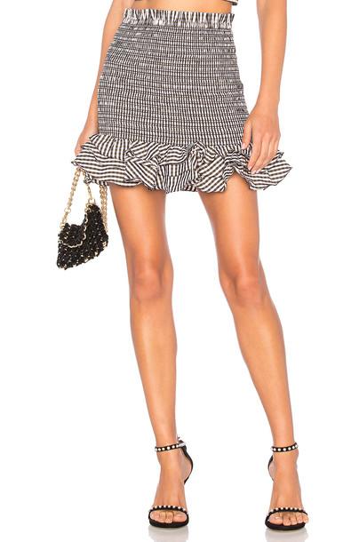 Petersyn skirt brown