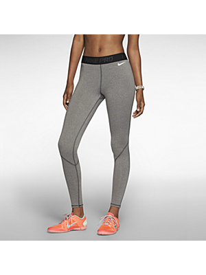The Nike Pro Hyperwarm Compression 3.0 Women's Tights.