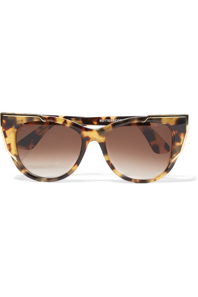 Thierry Lasry sunglasses gold