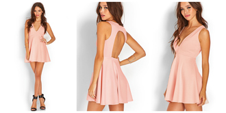 dress cute dress prom dress pink dress pink spring spring outfits spring dress summer dress summer outfits cute outfits outfit nyc fashion gorgeous pink by victorias secret fashion trendy clothes shoes black high heels mini dress casual