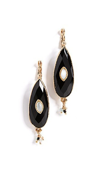 Gas Bijoux earrings gold jewels