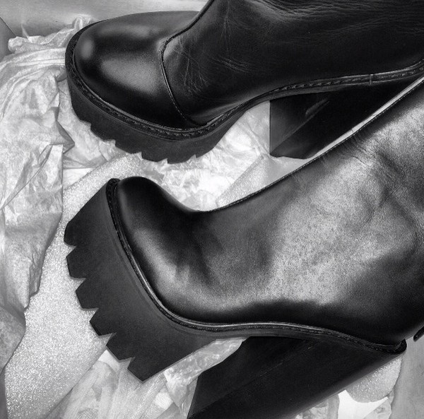 shoes black leather combat boots little black boots winter boots black combat boots ankle boots black suede booties booties high heel booties