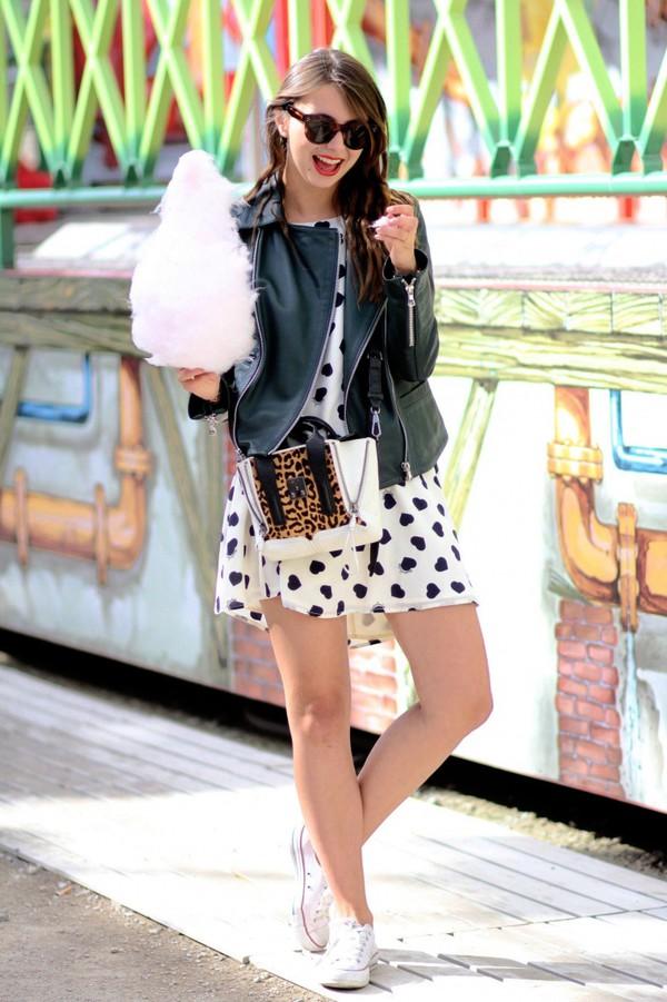 the brunette blogger jacket