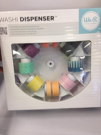 home accessory washi diy