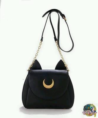bag sailor moon cats
