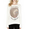 Addison indian summer l/s pullover sweater