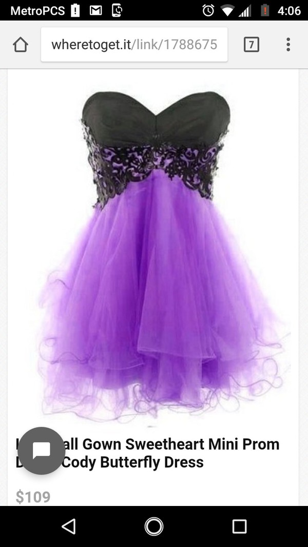 475f8e6fe2 Sweetheart Neck Short Purple Prom Dress from abcprom.com