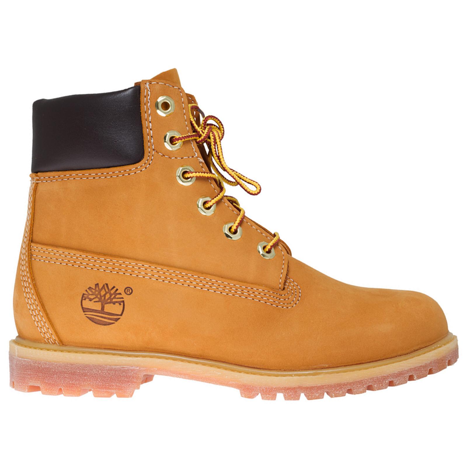 Timberland 6 Premium Wheat Womens Boots | eBay