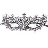 Amazon.com: masquerade mask metal