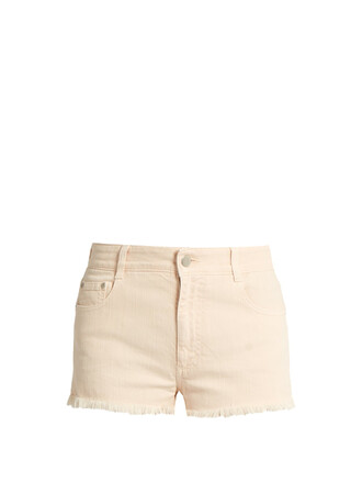 shorts denim shorts denim light pink light pink