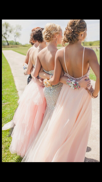 dress open back grad 2015