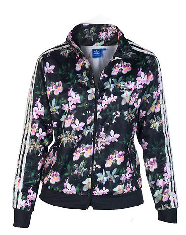 Orchid track jacket